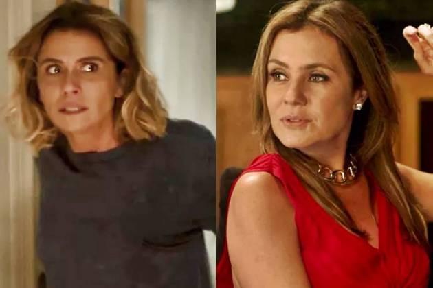 Segundo Sol - Luzia e Laureta (Reprodução/TV Globo)