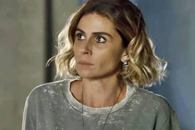 Segundo Sol - Luzia (Reprodução/TV Globo)