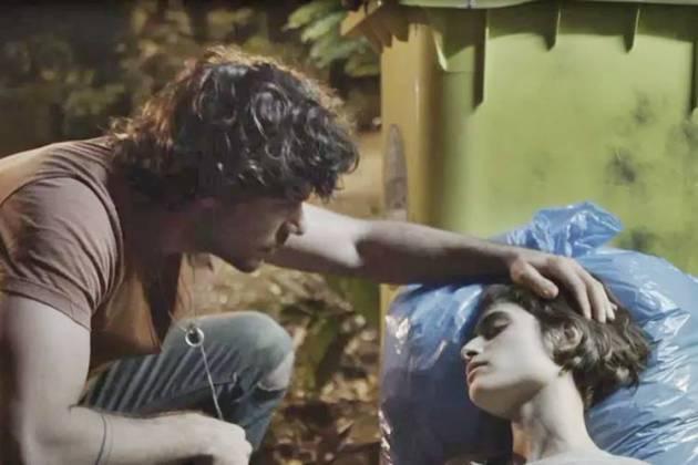Segundo Sol - Narciso salva Manu (Reprodução/TV Globo)