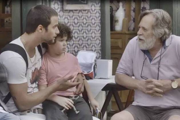 Segundo Sol - Tomé conversa com Dodó (Reprodução/TV Globo)