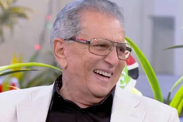 Carlos Alberto de Nóbrega (Foto - Reprodução SBT)