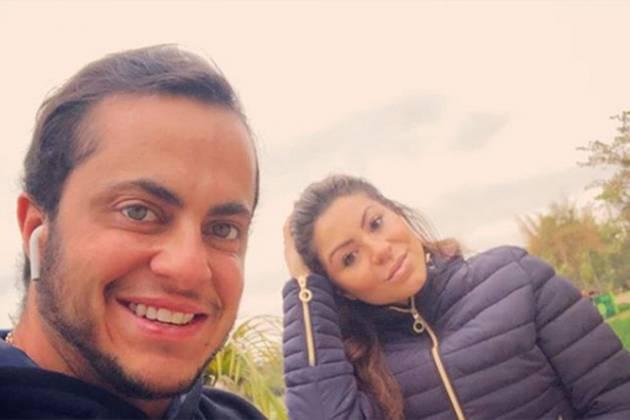 Thammy Miranda e Andressa Ferreira ( Reprodução/Instagram