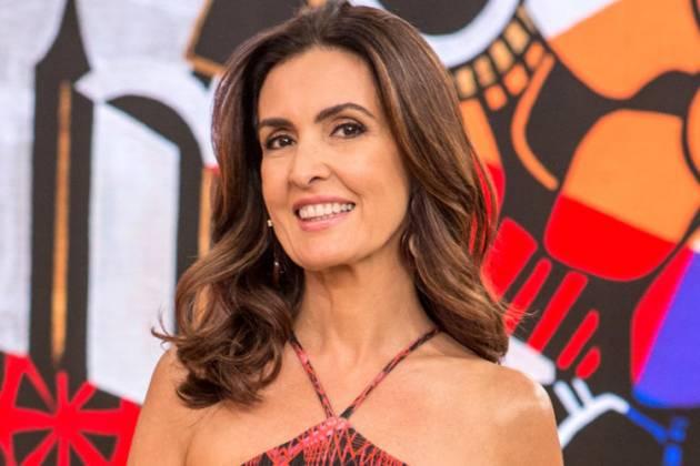 Fátima Bernardes (TV Globo/Divulgação)