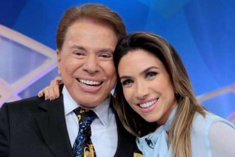 Silvio Santos critica salário de Patrícia Abravanel
