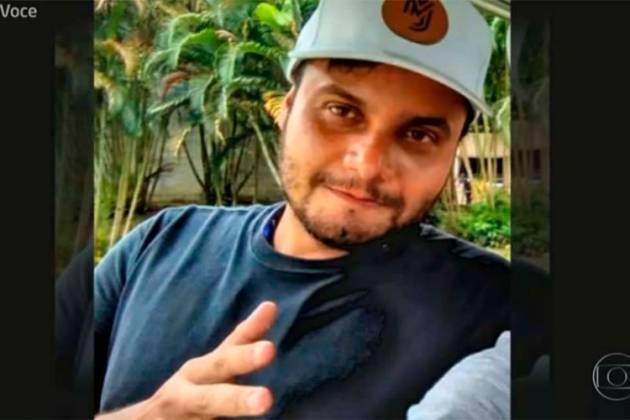 Luiz Carlos Moraes Mesquita Junior (Reprodução)