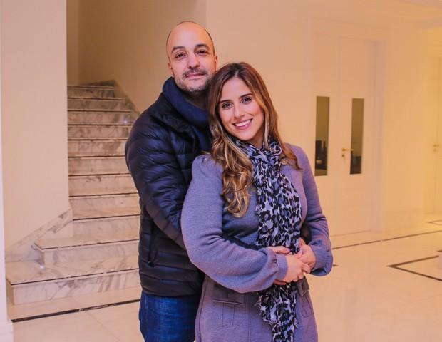 Camilla com o noivo/Instagram