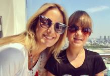 Ticiane Pinheiro e Rafa/Instagram