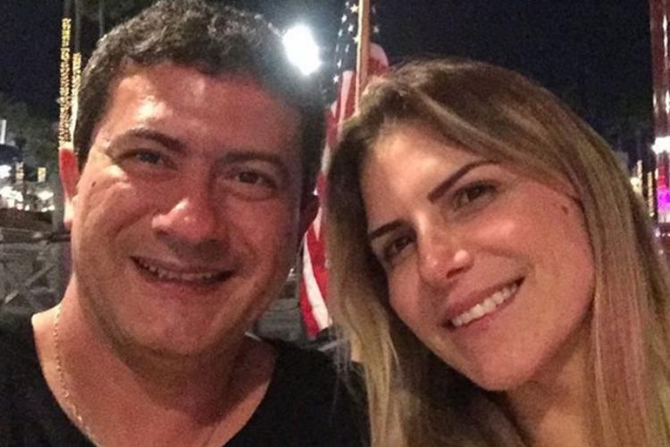 Mulher de Tom Veiga, o Louro José, confirma separação e fala sobre suposta  agressão