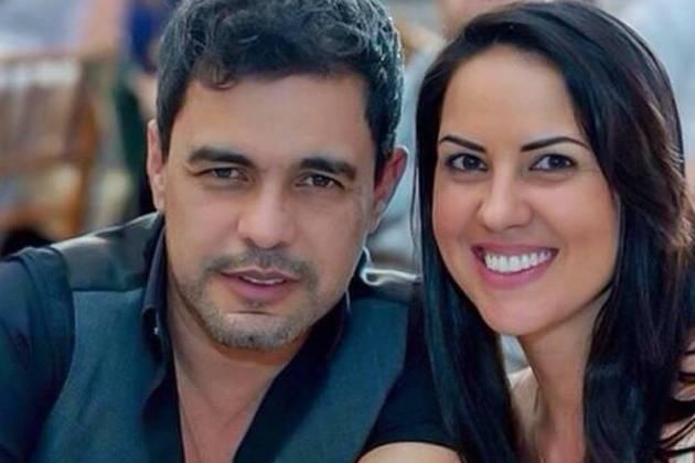 Zezé Di Camargo e Graciele Lacerda/Instagram