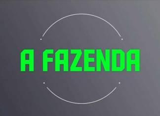 A Fazenda Logo - Divulgação/Record TV