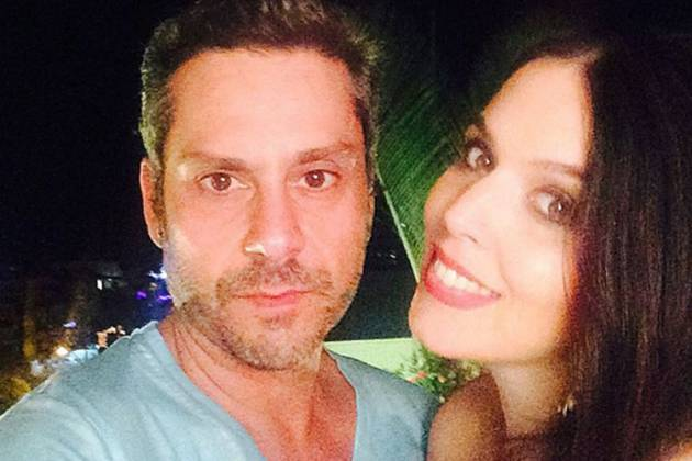 Alexandre Nero e Karen Brustollin - Reprodução/Instagram