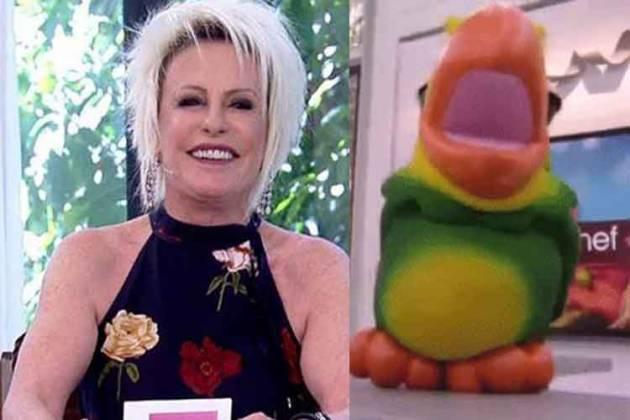 Ana Maria e Louro José - Reprodução/TV Globo