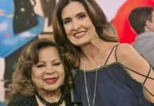 Angela Maria e Fátima Bernardes/Instagram