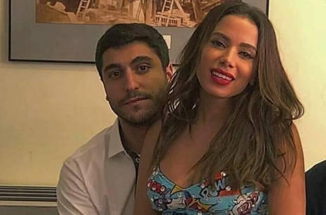 Thiago Magalhães e Anitta / Instagram
