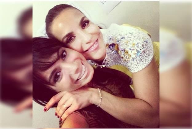 Anitta e Ivete Sangalo / Instagram