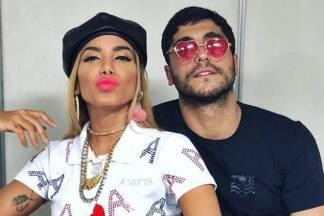 Anitta e Thiago Magalhães/Instagram