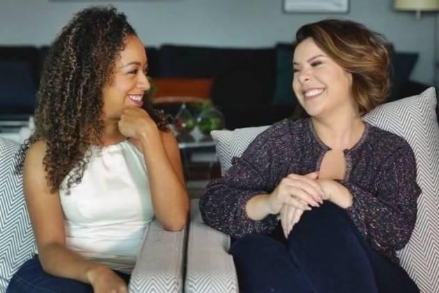 Aretha e Fernanda/Youtube