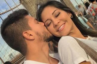 Arthur Aguiar e Mayra Cardi/Instagram