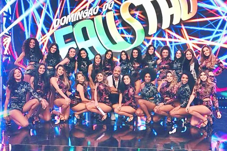 Bailarinas do Faustão/Instagram
