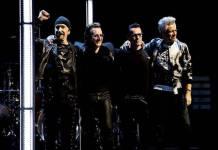 Banda U2/Instagram