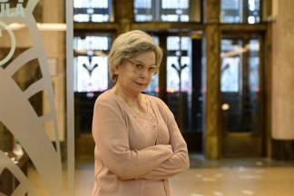 Beatriz Segall em Os Experientes (Globo/Zé Paulo Cardeal)