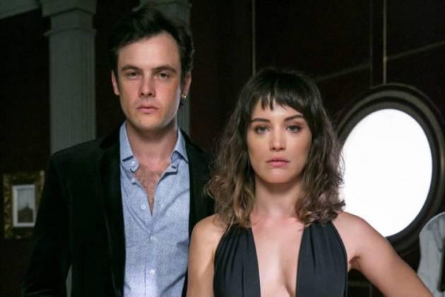 Bianca Bin e Sérgio Guizé/ Reprodução: Globo