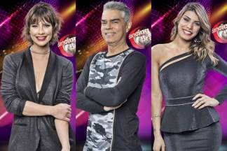 Camila Rodrigues - Nizo Neto - Fran Grossi (Antonio Chahestian/Record TV e Edu Moraes/Record TV)