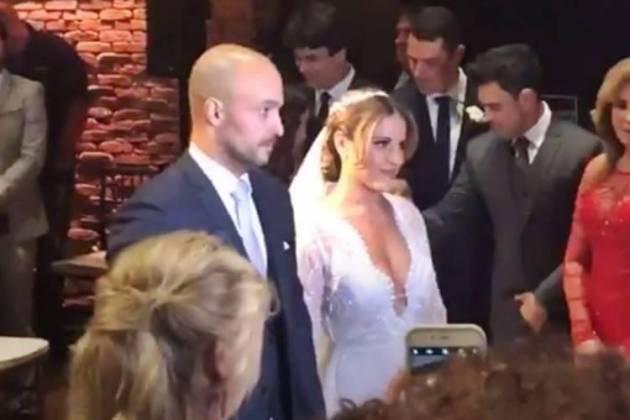 Casamento Camilla Camargo/Instagram
