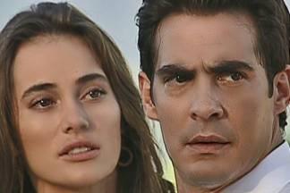 Coração Esmeralda - João André e Beatriz (Divulgação Venevisión)