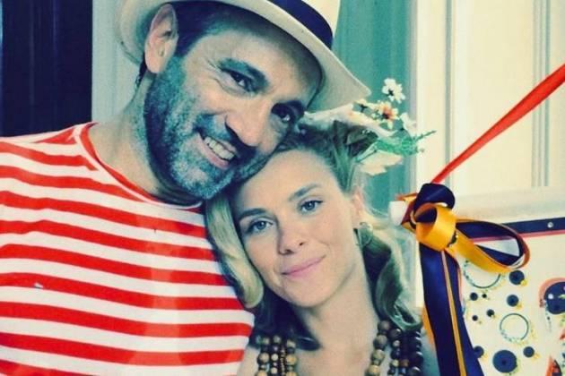 Domingos Montagner e Carolina Dieckmann/Instagram