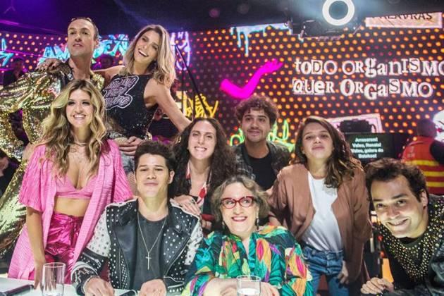 Elenco - Amor e Sexo (Globo/Raquel Cunha)