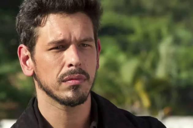 Espelho da Vida - Alain (Reprodução/TV Globo)