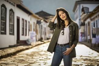 Espelho da Vida - Cris (Globo / João Miguel Junior)
