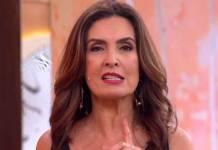 Fátima Bernardes - Reprodução/Rede Globo