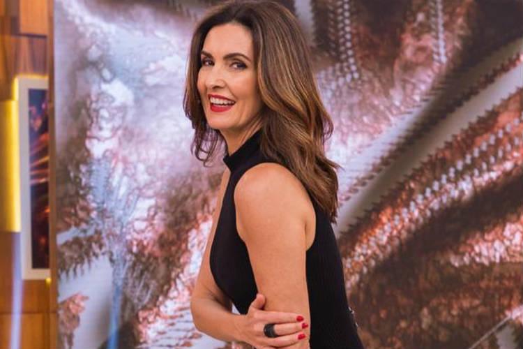 Vidente faz previsão para Fátima Bernardes e ela ri