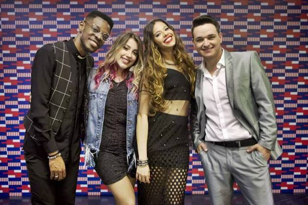 Finalistas The Voice (Isabella Pinheiro/Gshow)