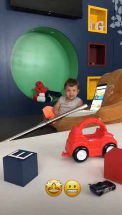 Gabriel, filho do cantor Gusttavo Lima - Reprodução/Instagram