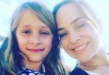 Gabriela Duarte e a filha, Manu/Instagram