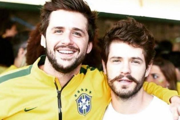 Gil Coelho e Maurício Destri/Instagram