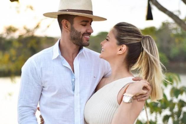 Gusttavo Lima e Andressa Suita (Reprodução/Instagram/Foto:amsouzaphoto)