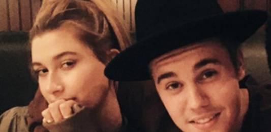 Hailey Baldwin e Justin Bieber - Reprodução/Instagram
