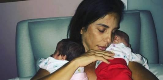 Ivete Sangalo e as filhas, Marina e Helena/Instagram