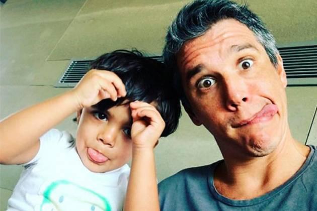 João e Marcio Garcia - Reprodução/Instagram