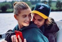 Justin Bieber e Hailey Baldwin/Instagram