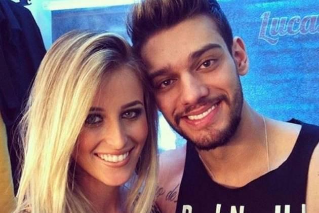 Lorena Carvalho e Lucas Lucco - Reprodução/Instagram