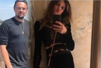 Luciana Gimenez e Leonardo di Caprio/Instagram