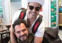 Luciano e Zezé Di Camargo - Reprodução/Instagram