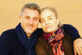 Luciano Huck e Angélica/Instagram