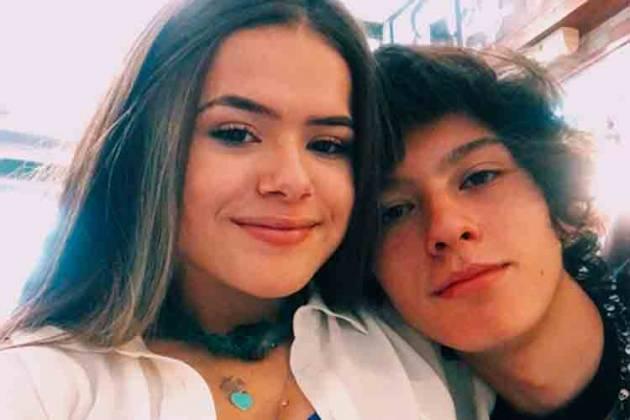Maisa e o namorado Nicholas Arashiro (Foto: Reprodução/Instagram)