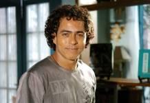 Marcelo Barros (TV Globo / Márcio de Souza)